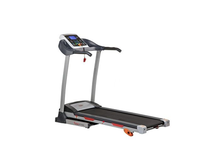 Description: unny Health & Fitness Treadmill With Auto Incline