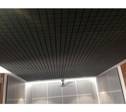 The decorative potential of acoustic foam panels